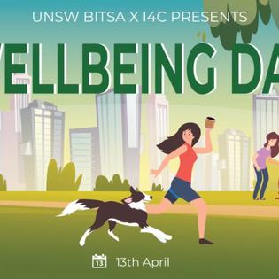 BITSA x I4C Presents: Wellbeing Day