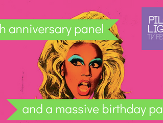Join us to mark 10 years of RuPaul's Drag Race with a panel and a massive party!