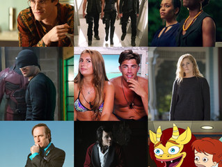 The Pilot Light Team's Top TV of 2018!