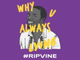 S4 Special Event - #RIPVine