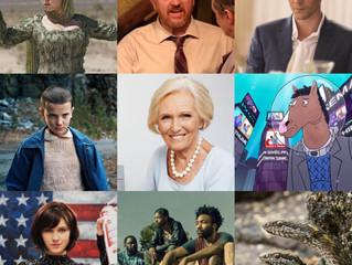 The Pilot Light Team's Top TV of 2016