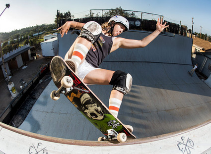 Five North County skaters on first-ever USA Skateboarding team