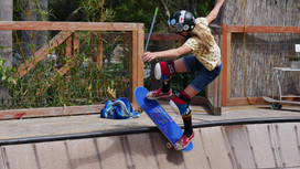 Skate Rising lends a helping hand to Rady Children's Hospital