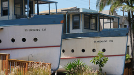 Encinitas Boat Houses to be voted for National Historic Places