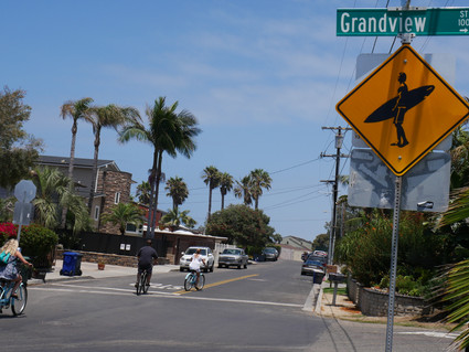 Neptune Avenue reduces speed limit