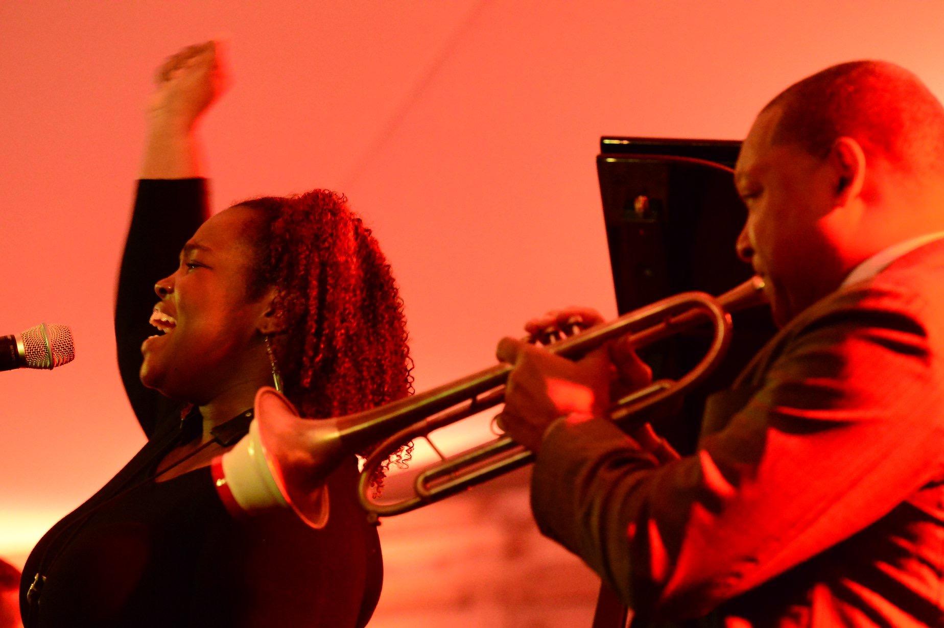 Charlotte Jazz Festival (Frank Stewart)
