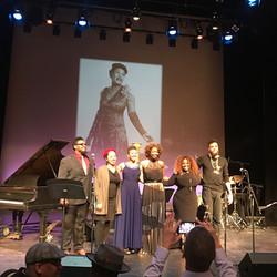 Ella Fitzgerald Tribute (Schomburgh)
