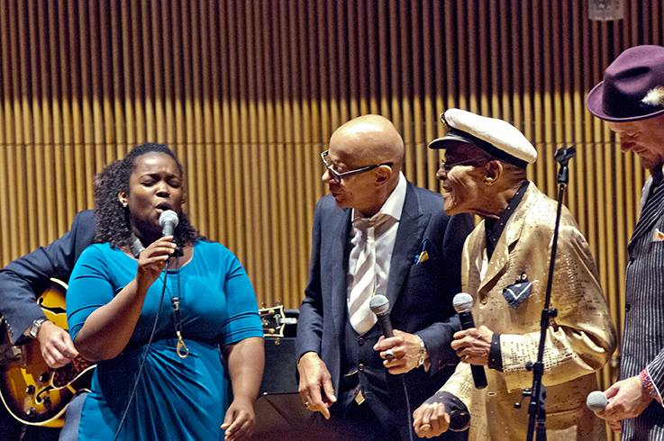 Jon Hendricks & Jazz Power