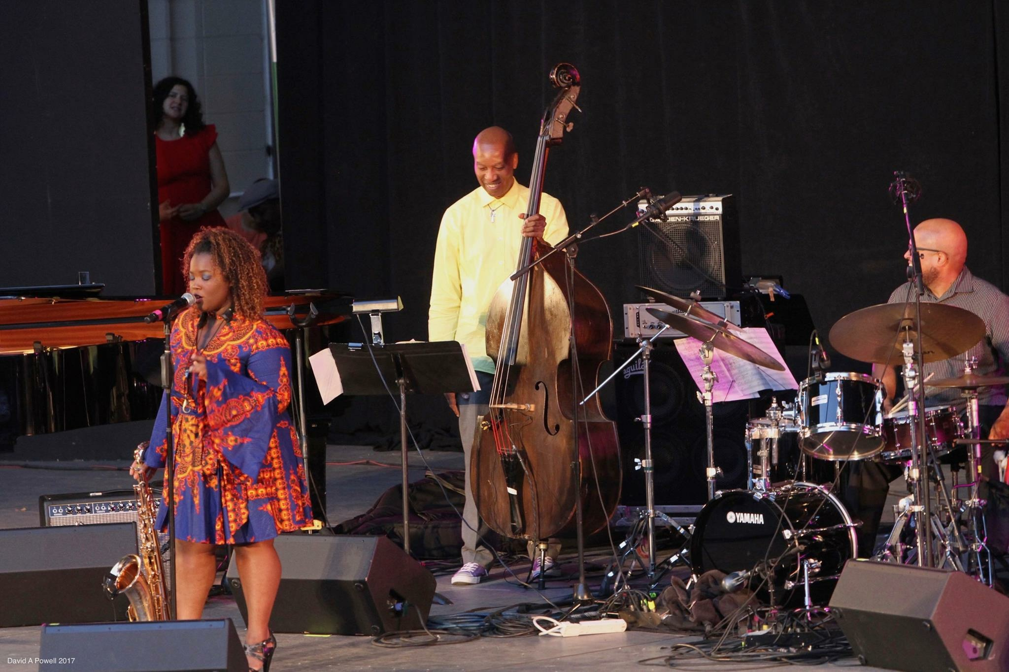 Charlie Parker Jazz Festi 2017