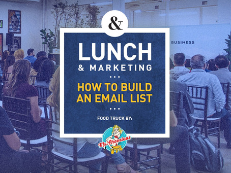 Lunch & Marketing June, 2019
