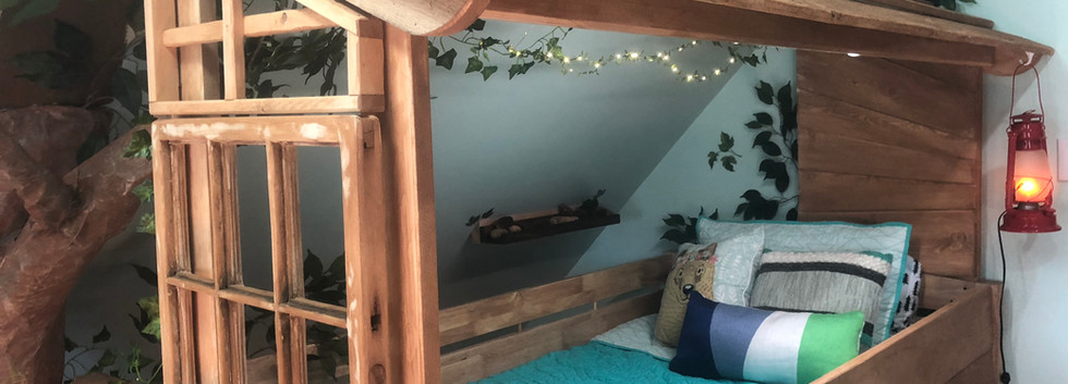 Tree House Bed!