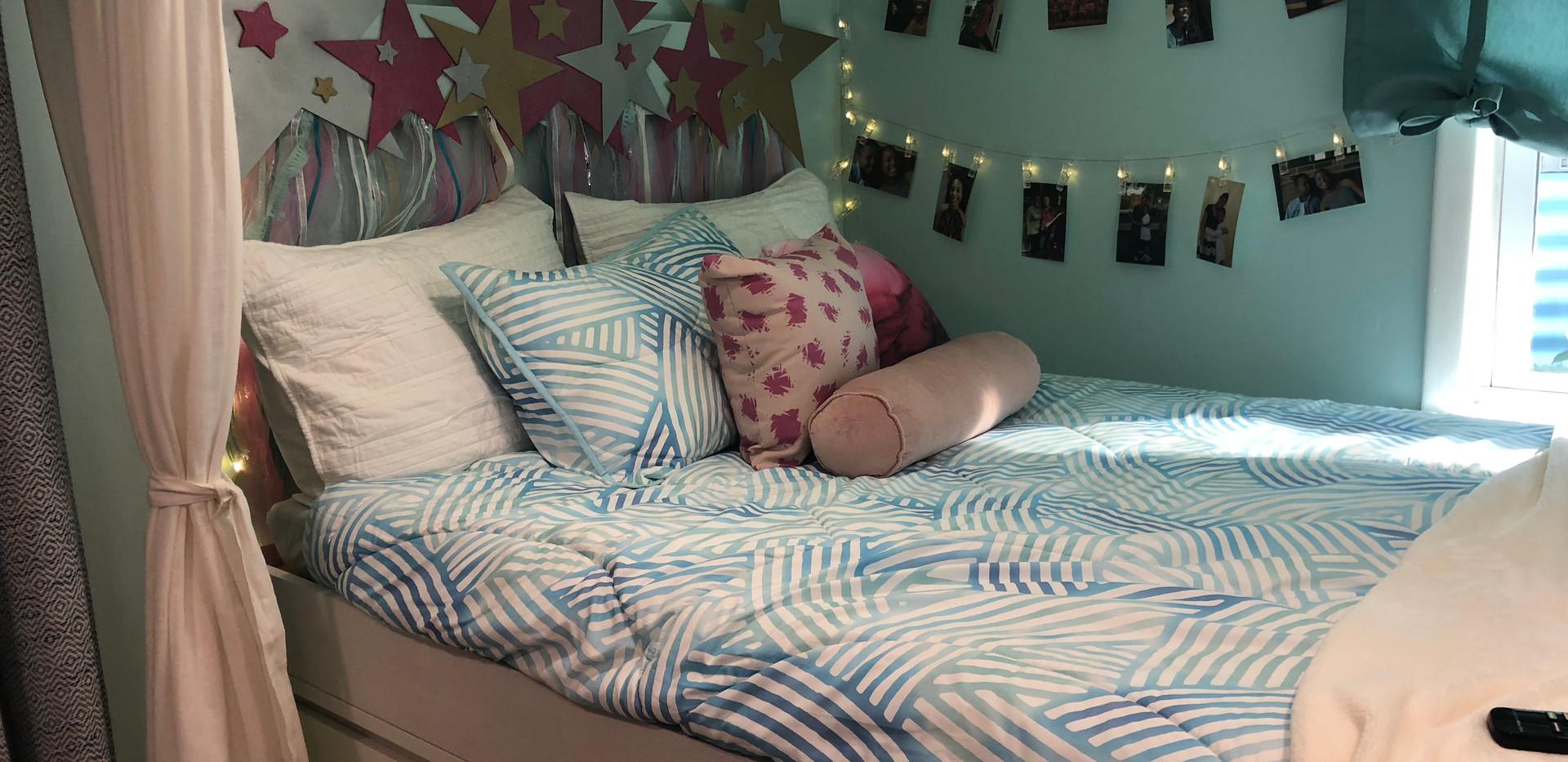 Dancer Bedroom!