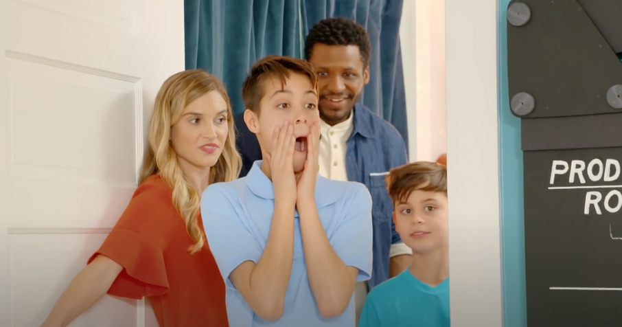 Get Out of My Room! NBC Kids