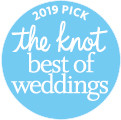 2019 Pick The Knot Best of Weddings!