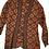 Thumbnail: Suéter Naranja & Negro Oversized