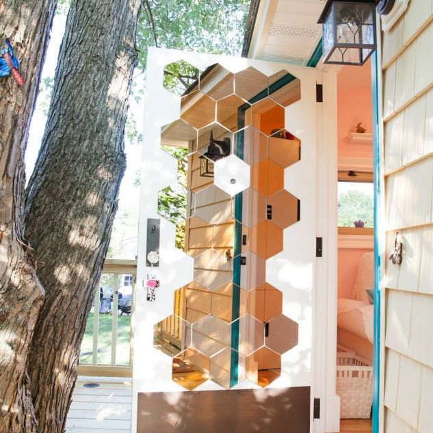 WISH Child's Tree House