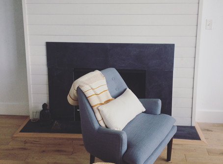 DIY Shiplap: Simple + Accessible