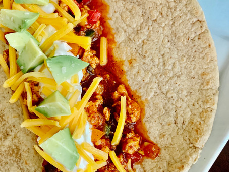 (Two-fer) Turkey Tacos