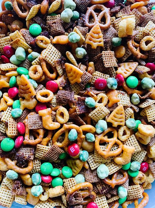 St. Nick's Snack Mix