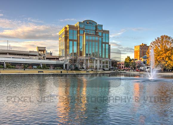 Downtown Huntsville PNC Bank