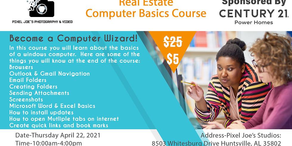 Real Estate Computer Course
