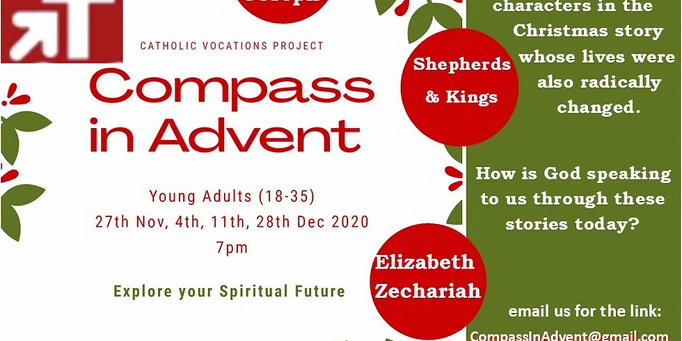 COMPASS IN ADVENT