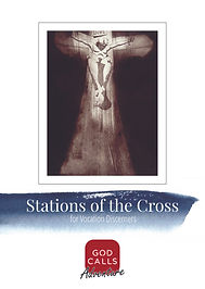 Stations of the Cross for Vocation Disce