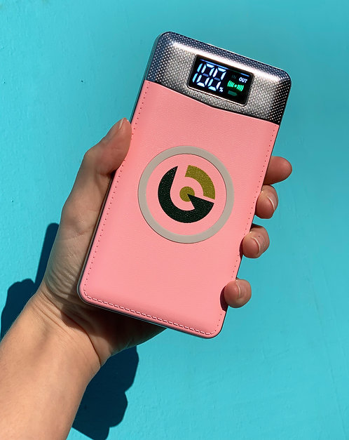 GBANKZ G3 - Powder Pink