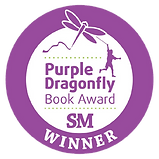 Purple Dragonfly Book Award 2nd Place