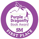 Purple Dragonfly Book Award 1st Place