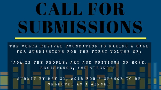 Call For Writing and Art Submissions