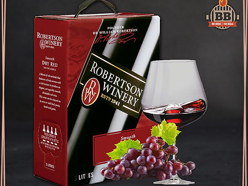 Robertson Dry Red 3L