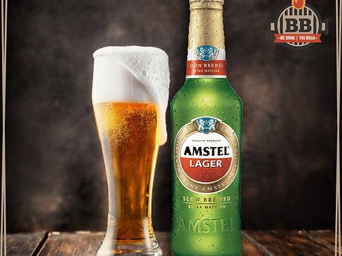 Amstel Lager 340ml  X 6