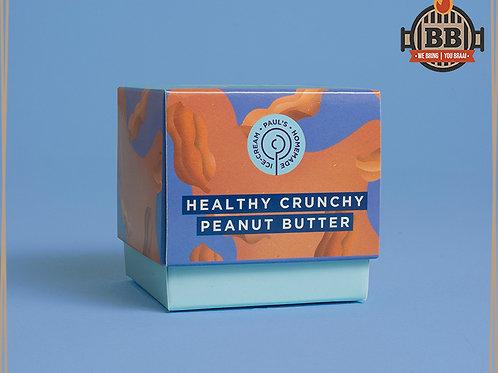 Paul's Ice Cream - Healthy Crunchy Peanut Butter 125ml