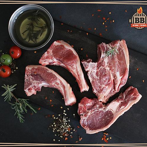 Lamb Rib Tjops (per kg)