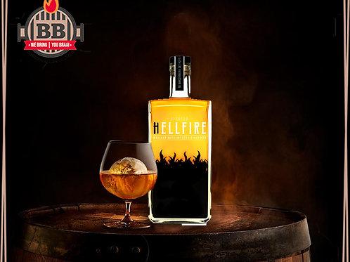 Hellfire - Whiskey with Cinnamon 750ml
