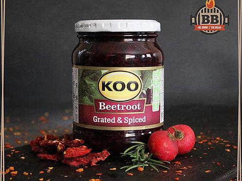 Koo - Beetroot Grated 405g