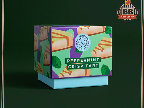 Paul's Ice Cream - Peppermint Crisp Tart 125ml