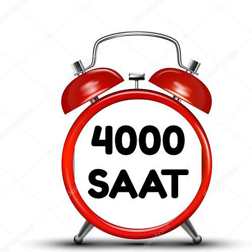 4000 SAAT