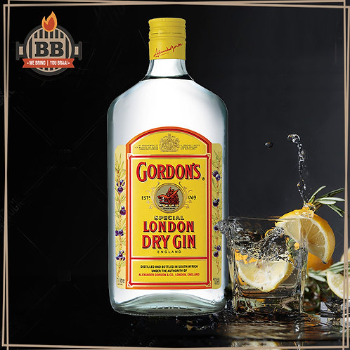 Gordons London Dry Gin 750ml