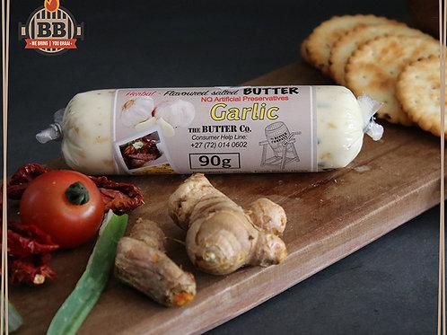 Salted Butter - Garlic Butter 90g