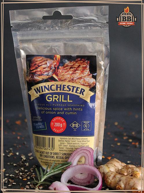 Freddy Hirsch - Winchester Grill Spice 200g