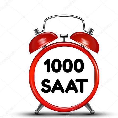 1000 SAAT
