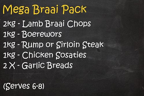 Mega Braai Pack