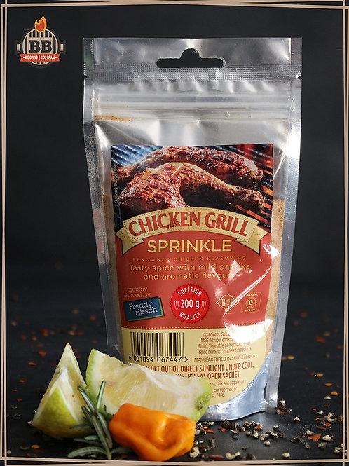 Freddy Hirsch - Chicken Grill Spice 200g