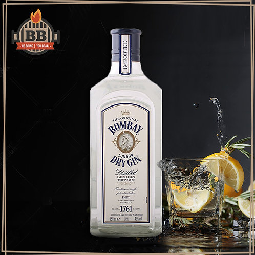 Bombay Dry Gin 750ml
