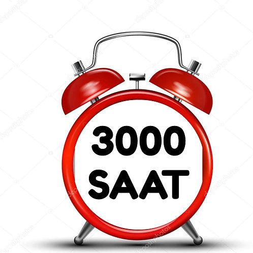 3000 SAAT