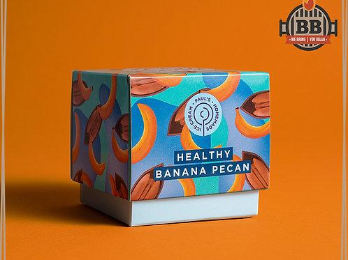 Paul's Ice Cream - Healthy Banana Pecan 125ml