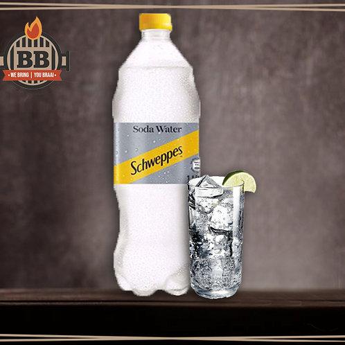 Schweppes Soda Water 2L