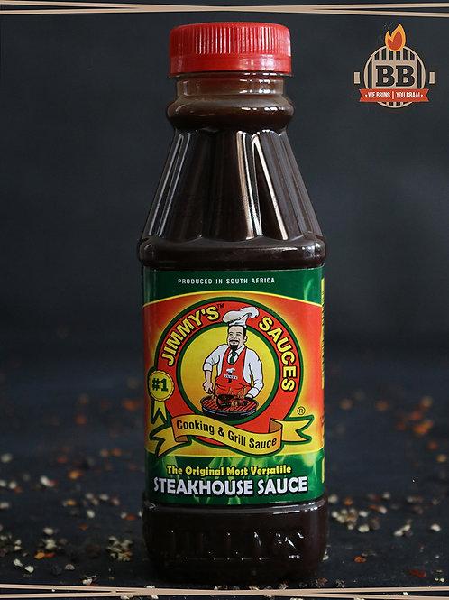 Jimmy's - Steakhouse Sauce 375ml